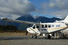 Grand Traverse Scenic Flight of Mt Cook and Glaciers - Franz Josef